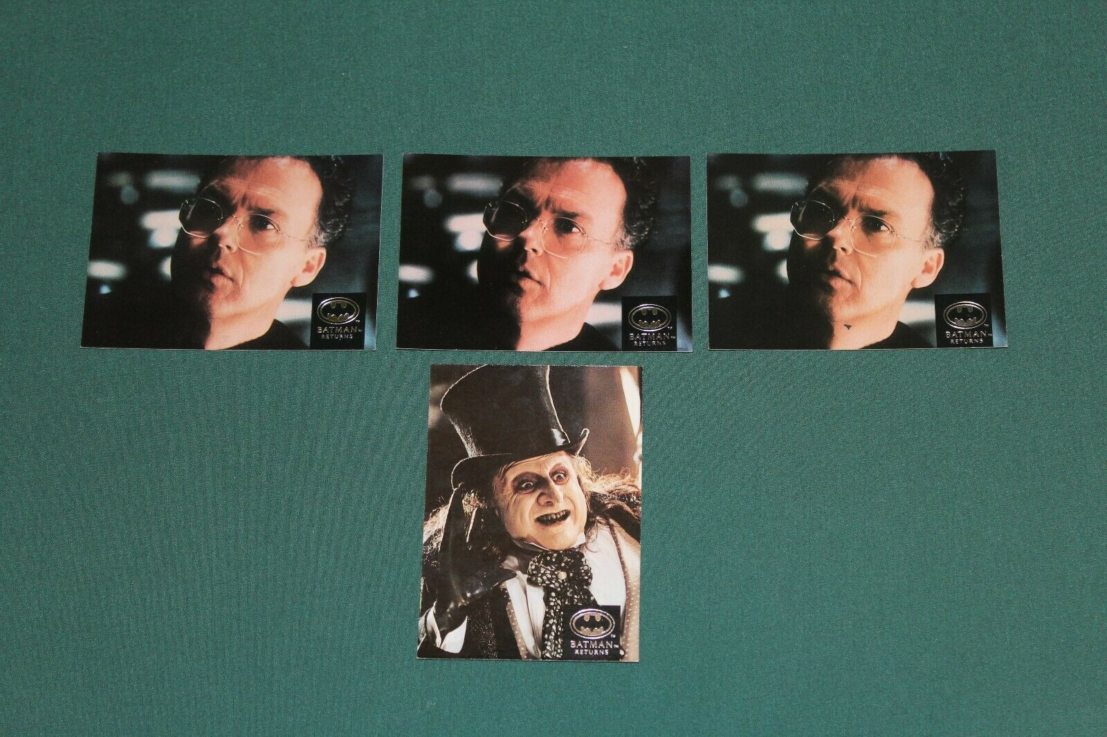BATMAN RETURNS 1992 TOPPS STADIUM CLUB CARDS: 2,4,5,6,7,10,12,13,14,15,16,17,20 Без бренда NONE