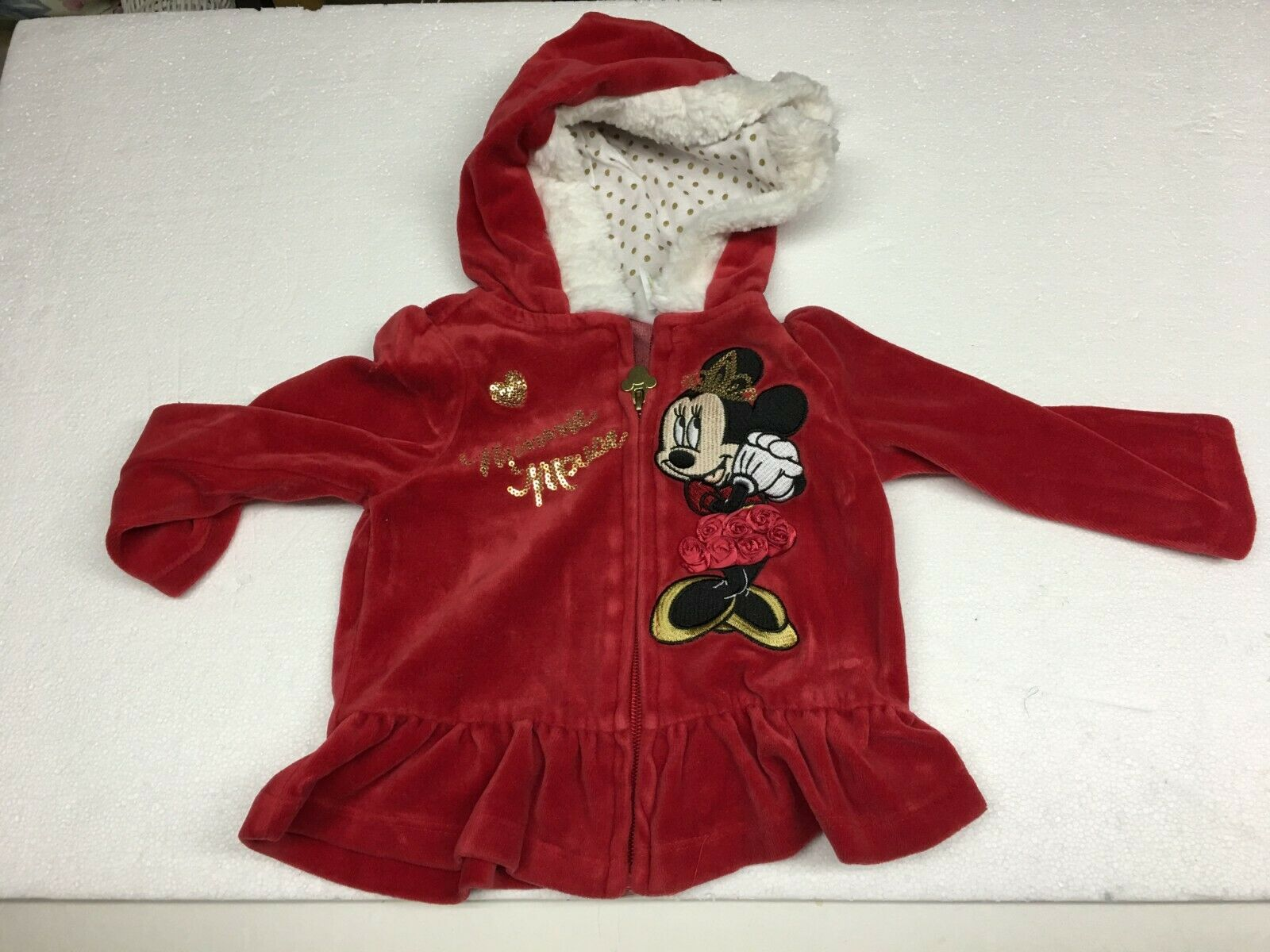 Assorted Girls/Boys Fall & Winter Jackets (Lot of 3) Sizes 18-24 months  YJ-100 Assorted - фотография #8