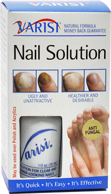 Varisi Nail Solution 0.50 oz (Pack of 2) VAMOUSSE Does not apply