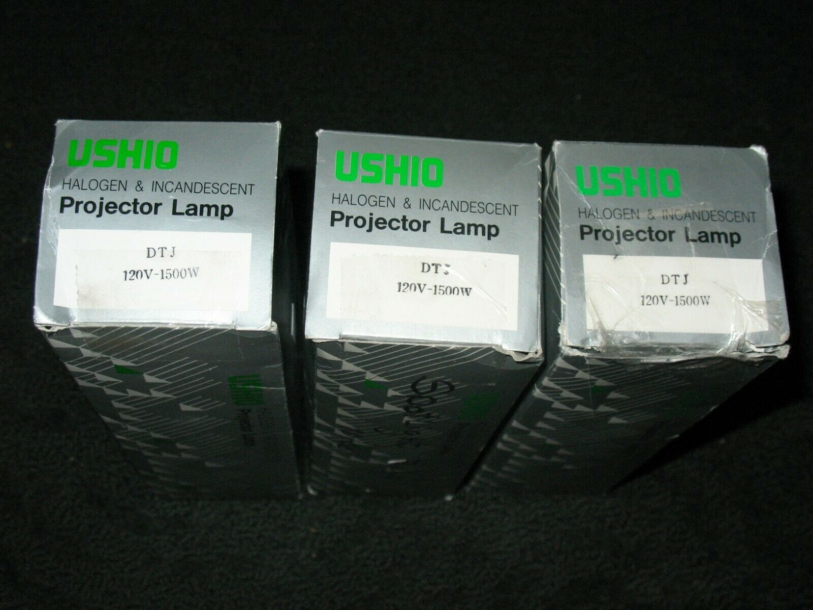 3 - USHIO DTJ Spotlight Bulb Lamp 120V 1500W Made in Japan Projector, Halogen Ushio DTJ - фотография #6