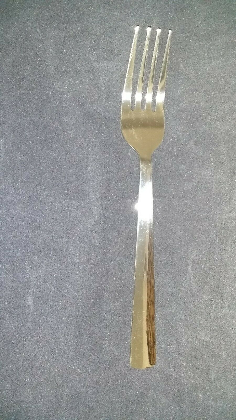 "6 Heavy Dinner FORKS  Stainless Steel 7"" long by3/4 inch Wide Great Quality Unbranded Fork - фотография #4"