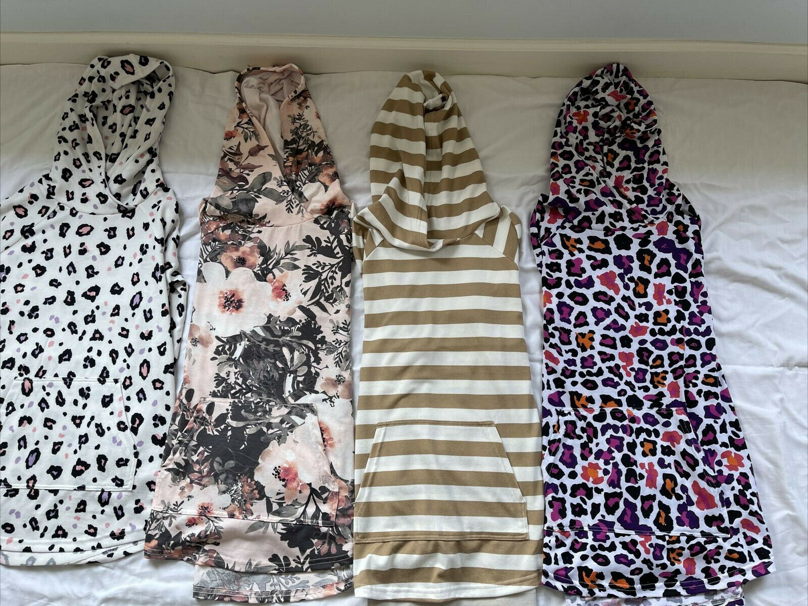 Lularoe Ambers .. Large ... Lot Of 4  LuLaRoe