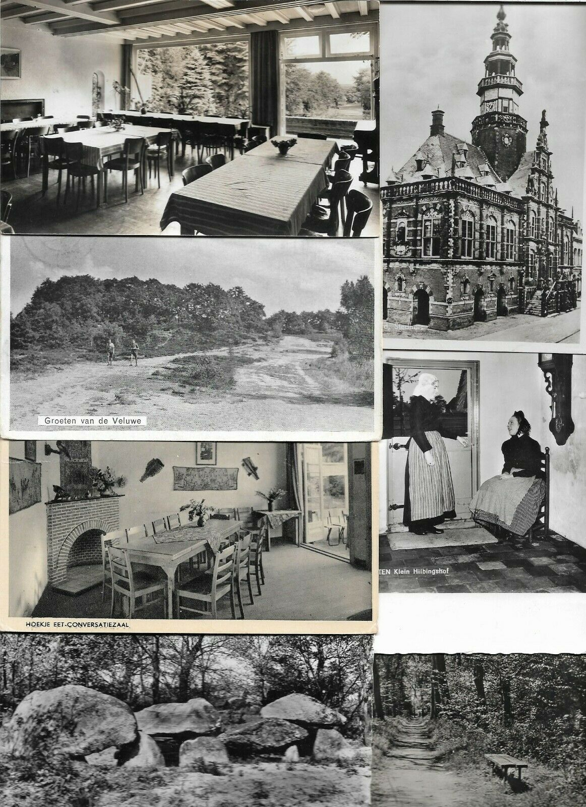 Netherlands Rotterdam, Den Haag & more Postcard Lot of 24 with RPPC 01.05 Без бренда - фотография #3