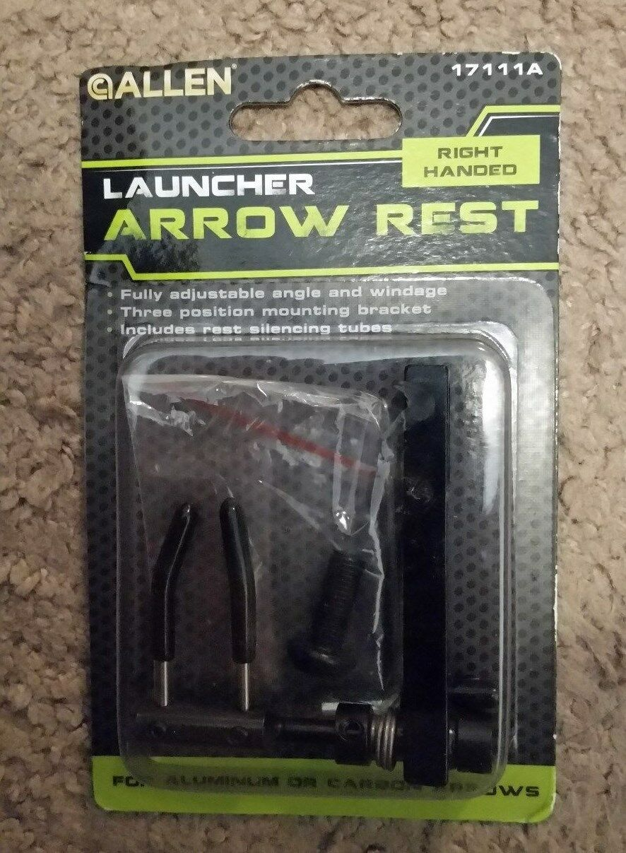 Allen Bowhunting Accessory Gift Pack Arrow Rest Rigging Peep Sight Wrap Repair Allen 17111A - фотография #2