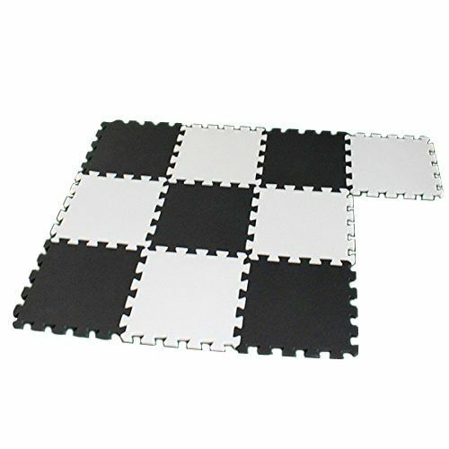 Puzzle Mat 10 Pieces Workout Gym Fitness Exercise Interlocking Rubber Floor Tile Puzzle Mat China puzzlemat101 - фотография #3