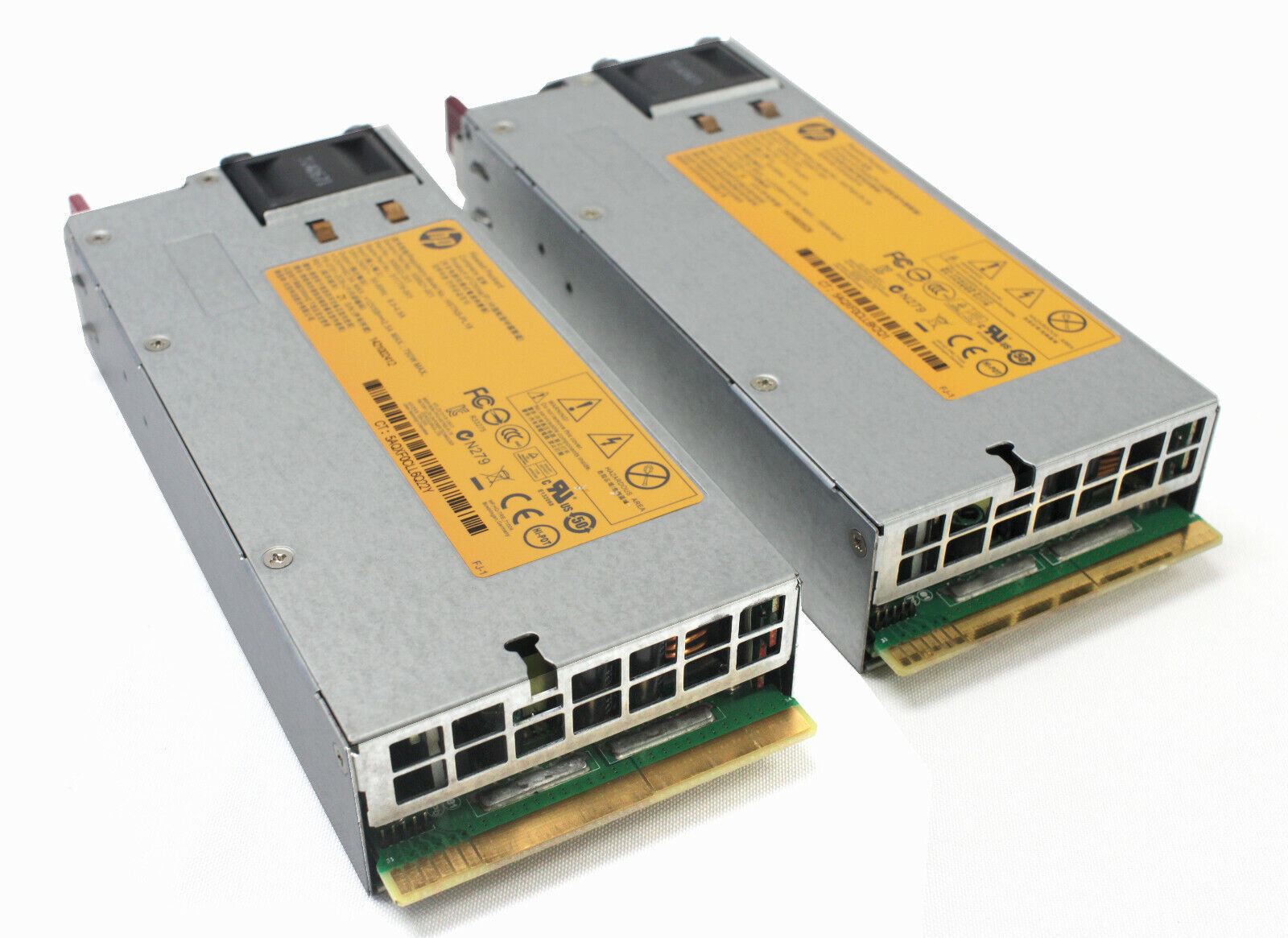 Lot of 2 HP 506821-001 750W Power Supply DPS-750RB A HSTNS-PD18 506822-101 HP 506822-101, 506821-001, HSTNS-PD18