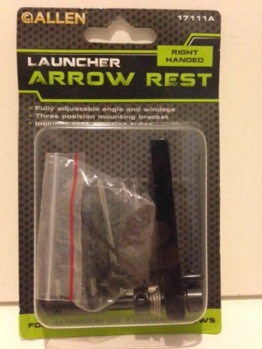 Allen Bowhunting Accessory Gift Pack Arrow Rest Rigging Whiskers Peep Sight Wrap Allen 17111A - фотография #3