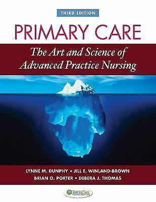Primary Care : Art and Science of Advanced Practice Nursing by Jill E.... Без бренда