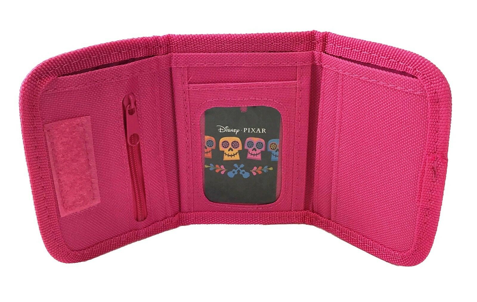 Disney Coco Miguel Set of 2 Children Boy & Girl  Tri Fold Wallet  Mirage - фотография #7