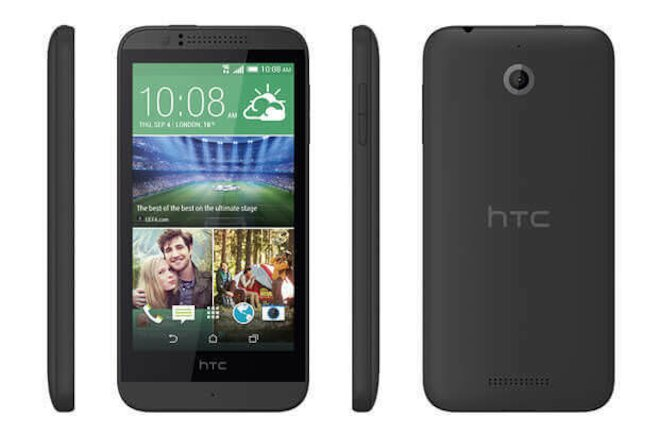 HTC Desire 510 | HTC0PCV1 | Grey | 4GB | Cricket