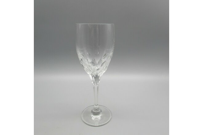 Gorham Crystal Diamond Wine Glasses - Set of Four