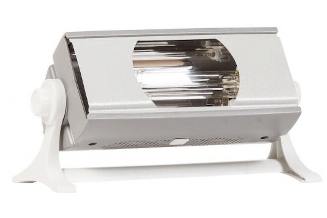 Quartz antibacterial lamp irradiator Solnyshko OUFB-04 for hospitals and home