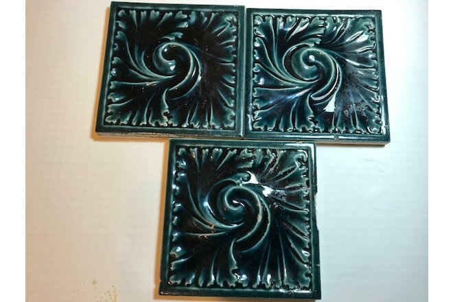J&JG Low Art Tile 3 each