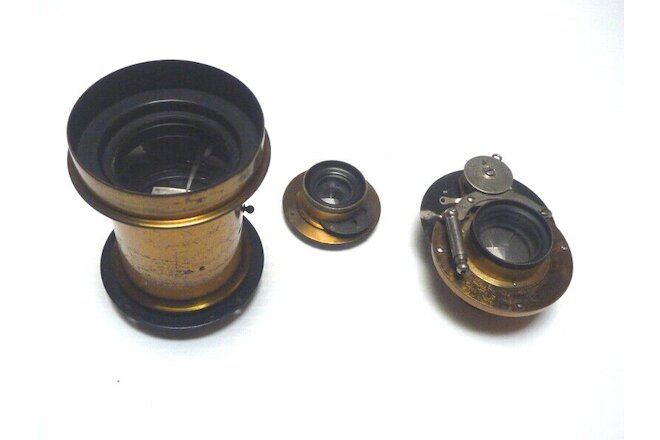 Rochester optical/camera lenses