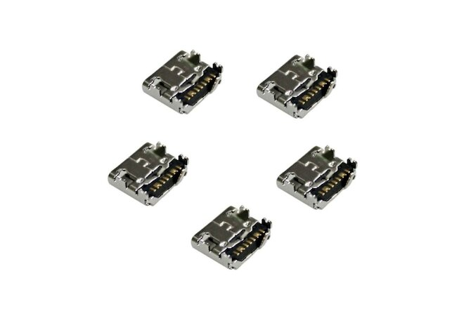 5x USB Charging Port Dock Connector for Samsung Galaxy Tab E SM-T560 T560NU T561