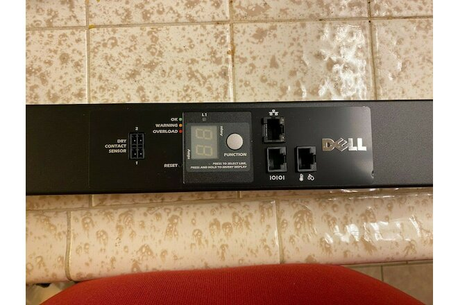 Dell G728N Metered Rack PDU (5pcs)
