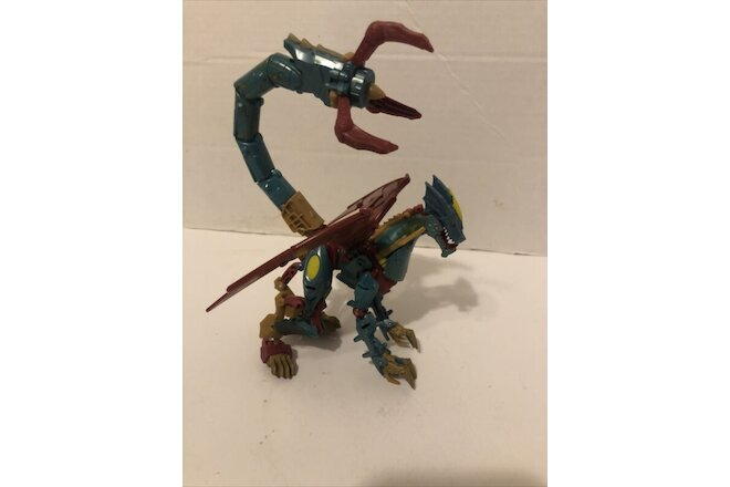 Hasbro Transformers Prime Beast Hunters Ripclaw Complete