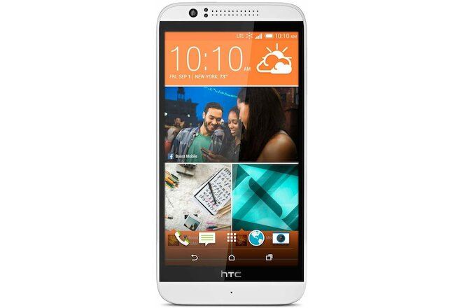 HTC Desire 510 | HTC0PCV1 | 4GB | White | Boost Mobile