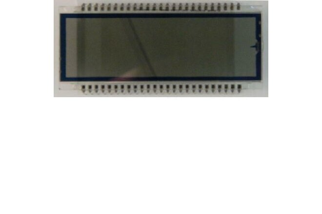 Gilbarco Q12591-01 six digit LCD Legacy display, package of 12 / $10.50 each