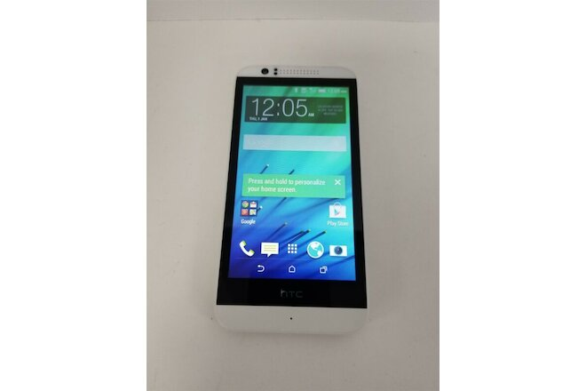 HTC Desire 510 8GB White 0CPV220 (Unlocked) GSM World Phone KG1361