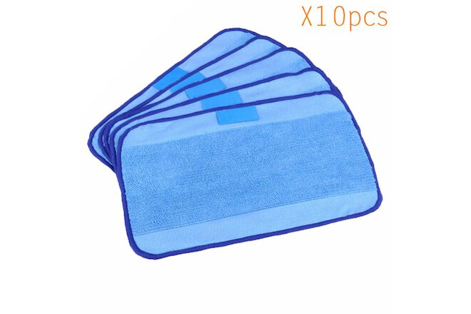 10pcs Mopping Cloth Wet Washable Pads For iRobot Braava 380 380t 320 Mint 4200