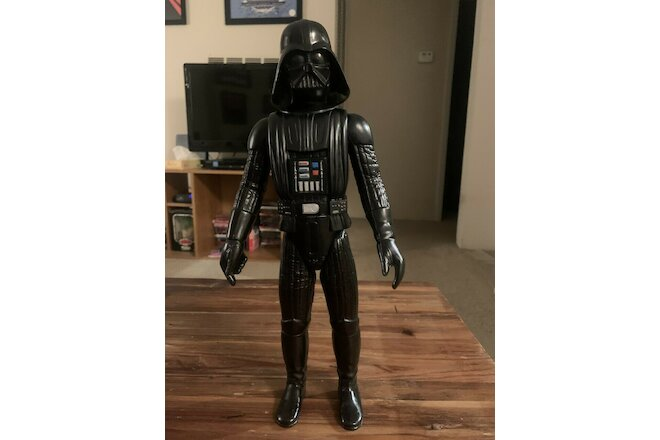 Vintage 1978 Star Wars Darth Vader 12-inch Figure, Loose, Great Shape!