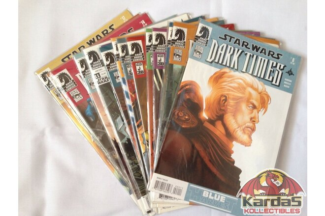 Star Wars: Dark Times - 23 Comic Collection