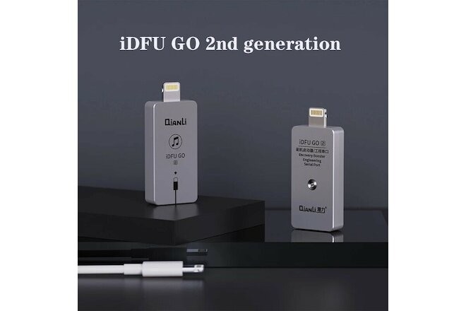 Qianli iDFU Go Quick Recovery Mode 2.8 Seconds Startup DFU Device for IOS System