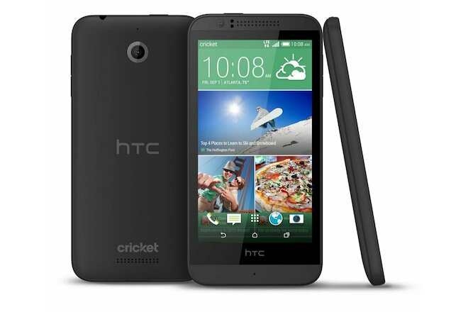 HTC Desire 510 | 0pcv100 | Black | 4GB | Virgin Mobile