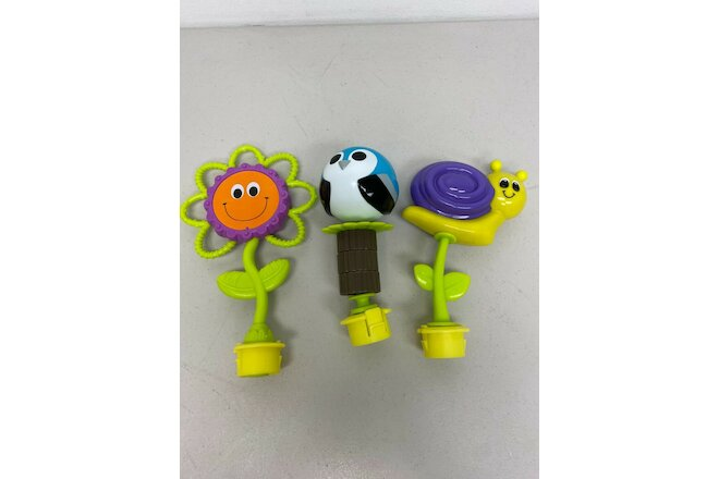 Evenflo Exersaucer Bumbly Bird Flower Caterpillar Replacement Part Switch A Roo