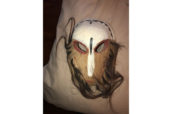Authentic Tribal Masks