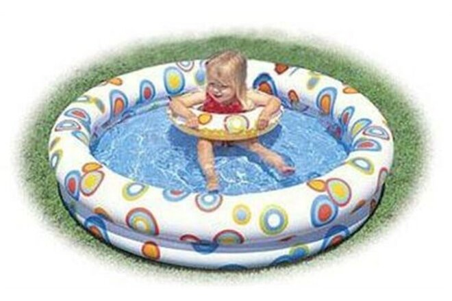 Circle Fun Pool,No 59421EP,  Intex Recreation, 3PK