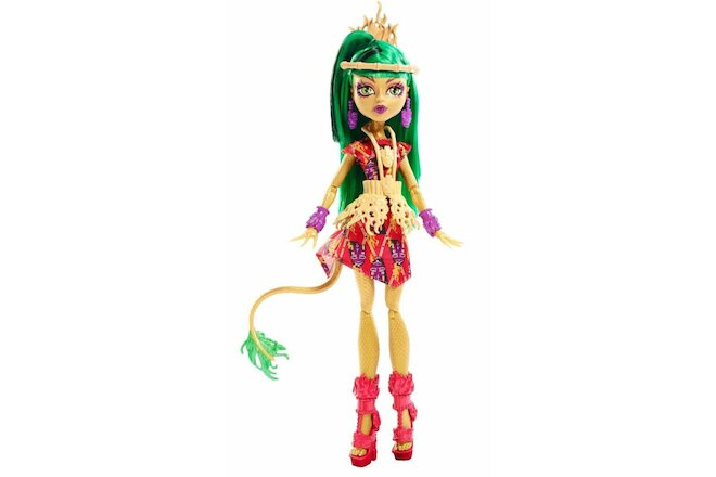 Monster High Ghouls' Getaway Jinafire Long Doll, New