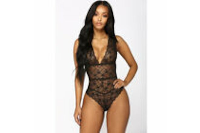 US Sexy Lingerie Sleepwear Lace Women's Dress Underwear Babydoll Night Dress