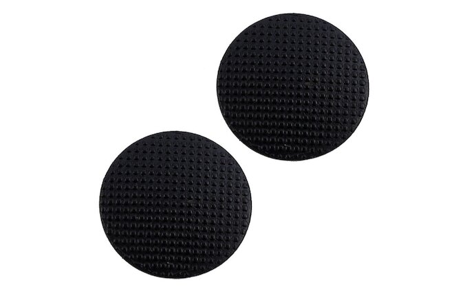 2 pcs Analog Stick Joystick Cap For Sony PSP 1000 Black