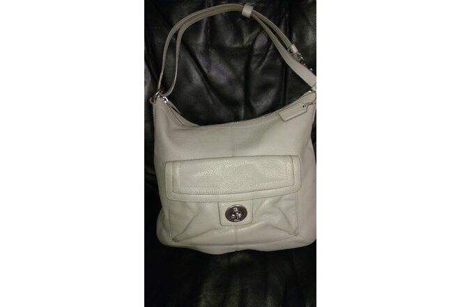 Authentic Coach Purse Leather