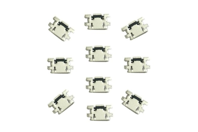 10x USB Charging Port Micro Sync For Amazon Kindle Fire HD8 SX034QT 2017 7th Gen