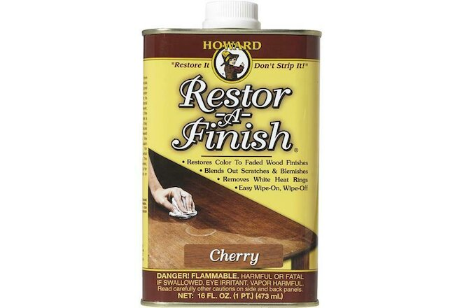 3 pk Howard products CHERRY RESTOR-A-FINISH RF9016