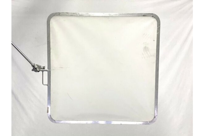 "Lot of 6 36""x36"" Gel Diffusion Frames w/ Skins - 250, 251, Opal, ND, CTO"