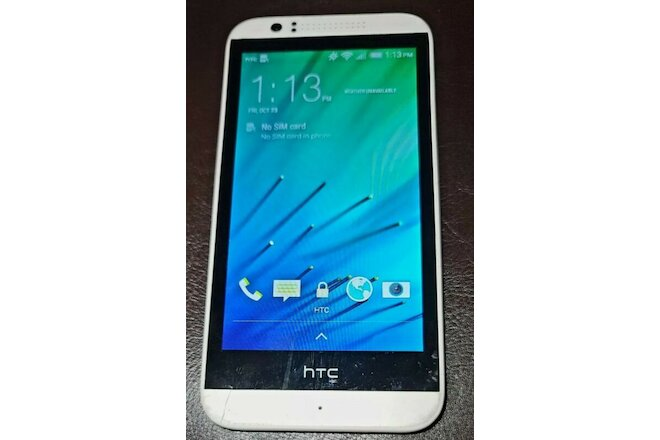 HTC Desire 510 - 4GB - White (Boost Mobile) Smartphone