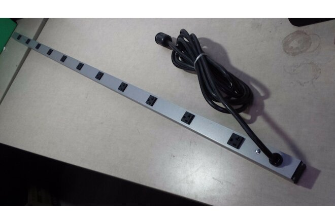 "New* Lot of 4 Wiremold CabinetMATE Legrand N20-0026-TL 68"" Power Bar W/ 15' Cord"