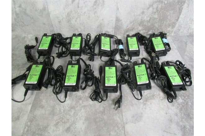 Lot of 10 DIRECTV EPS10R1-15 AC Adapter 12V 1.5A Client Genie Mini Power Supply