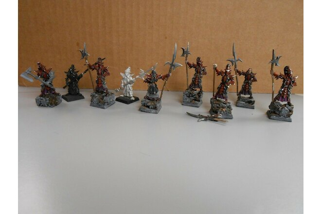 WARHAMMER AOS DARK ELF EXECUTIONERS(9)